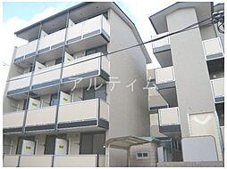 京都府京都市東山区今熊野日吉町の賃貸マンションの外観