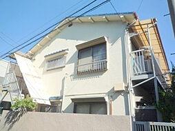 松原コーポ[1階]の外観