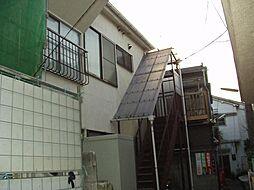 ピアパレス[1階]の外観