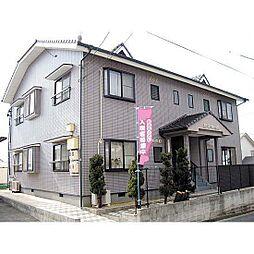 広島県福山市幕山台1丁目の賃貸アパートの外観