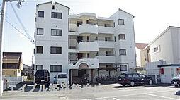 兵庫県たつの市龍野町日山の賃貸マンションの外観
