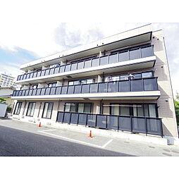 パルフェ三輪A棟[3階]の外観
