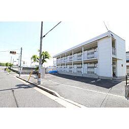 奈良県生駒郡三郷町立野北の賃貸アパートの外観