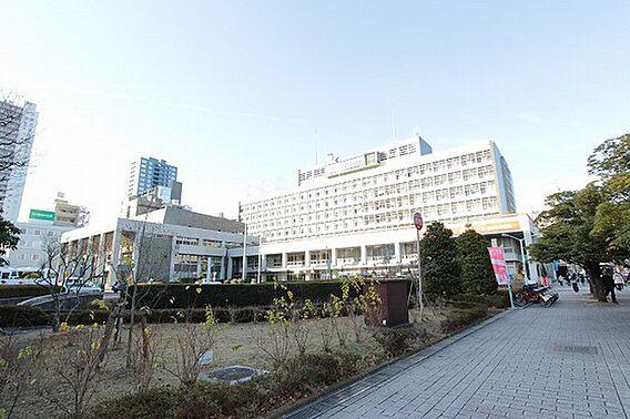 仙台市役所まで...