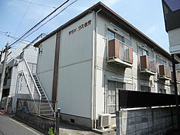 タウンハウス佳芳[202号室]の外観