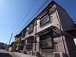 福岡県福岡市早良区次郎丸5丁目の賃貸アパートの外観