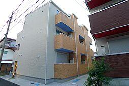 IoTレジデンス柏[1階]の外観
