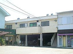 三井ハイツ1番館[206号室]の外観