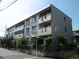 東京都青梅市新町9の賃貸マンションの外観