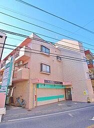 埼玉県朝霞市三原2丁目の賃貸マンションの外観