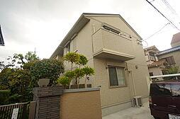 兵庫県伊丹市南野1丁目の賃貸アパートの外観