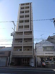京都府京都市下京区上五条町の賃貸マンションの外観