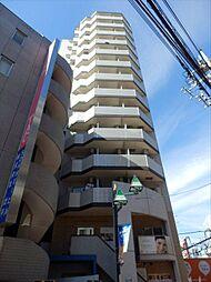 東京都町田市原町田6丁目の賃貸マンションの外観