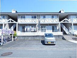 京都府京都市北区小松原南町の賃貸アパートの外観