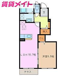 長太ノ浦駅 4.6万円
