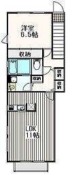 東小金井駅 11.2万円