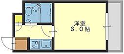高井田ル・グラン[103号室]の間取り