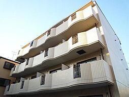 ピア西蒲田[1階]の外観