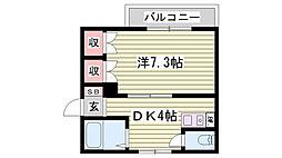 明石駅 3.7万円