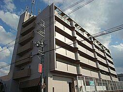 大阪府大阪狭山市半田5丁目の賃貸マンションの外観