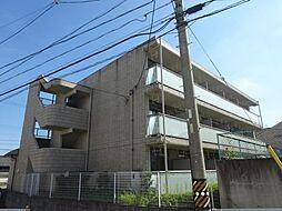 クレスト植田[2階]の外観