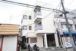 埼玉県越谷市赤山町5の賃貸マンションの外観