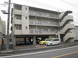 愛知県安城市美園町2丁目の賃貸マンションの外観