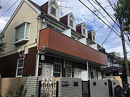 富士コーポ[0201号室]の外観