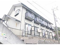 トリムアパートメント[1階]の外観