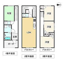 天下茶屋駅 3,280万円