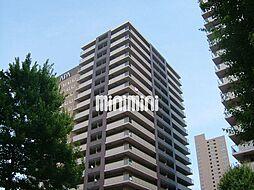 レジディアタワー仙台[9階]の外観