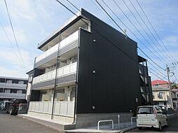 神奈川県相模原市中央区相生1丁目の賃貸マンションの外観