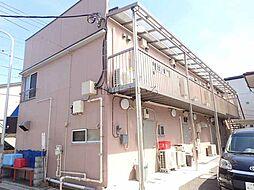 埼玉県戸田市上戸田1丁目の賃貸アパートの外観