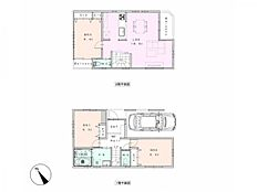 2階建参考プラン 延床面積94.8m2