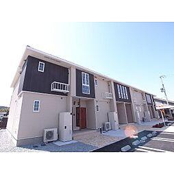 奈良県桜井市橋本の賃貸アパートの外観