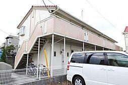 富士見ハイツA[2階]の外観