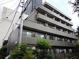 東京都八王子市子安町4丁目の賃貸マンションの外観