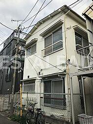 朗月荘[2階]の外観
