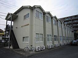 第二ハイツAMEYA[211号室]の外観