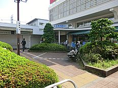 西武鉄道上石神井駅