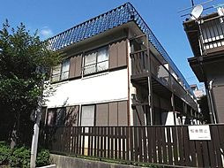 三咲グリーンハイツ[1階]の外観