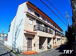 [テラスハウス] 奈良県大和高田市大字池尻 の賃貸【/】の外観