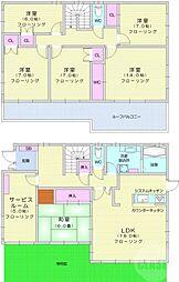 長町南駅 12.8万円