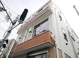 東京都足立区千住宮元町の賃貸アパートの外観