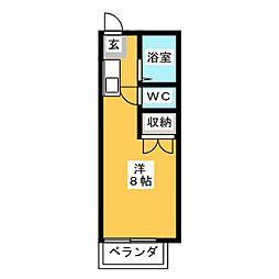 松阪駅 1.9万円