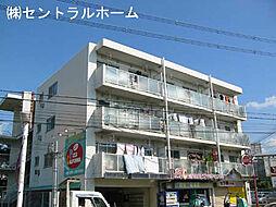 岡田マンション[4階]の外観