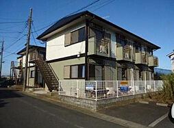 神奈川県秦野市鶴巻南3丁目の賃貸アパートの外観
