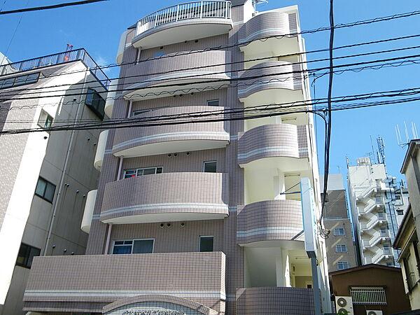 東京都足立区綾瀬3丁目の賃貸マンション
