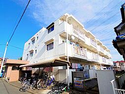 埼玉県朝霞市根岸台7丁目の賃貸マンションの外観
