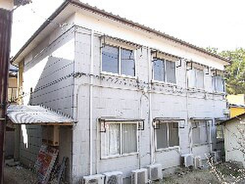 サンシャインさくら[1階]の外観